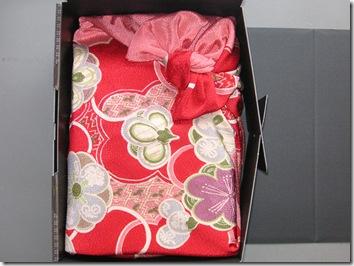 結婚式引き出物 風呂敷包み